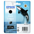 Epson T7601 Photo Black Ink Cartridge Ink Cartridge 25.9ml