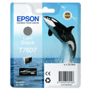 Epson T7607 Light Black Ink Cartridge Ink Cartridge 25.9ml