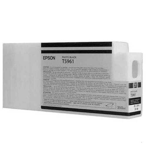 T5961 Epson 7900 T596100 PHOTO BLACK 350ml HDR Ink