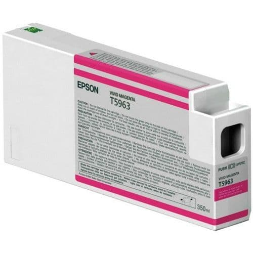 T5963 Epson 9900 T596300 MAGENTA 350ml HDR Ink