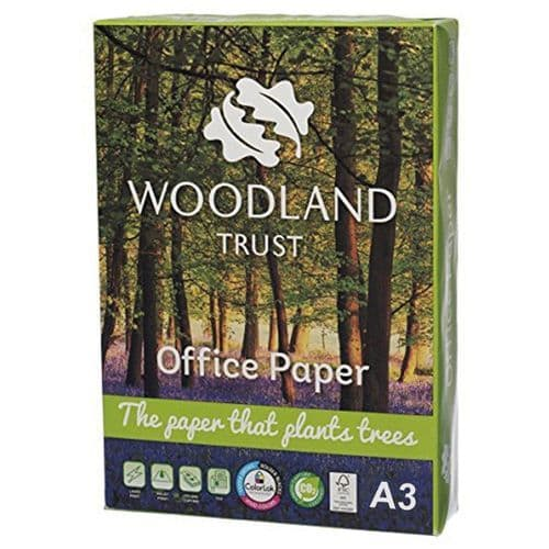 Woodland Trust A3 Office Copy Paper