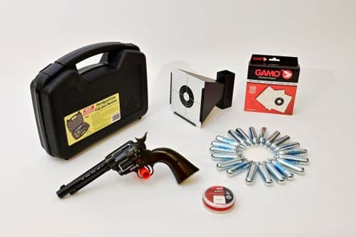 Colt Peacemaker Pistol Package