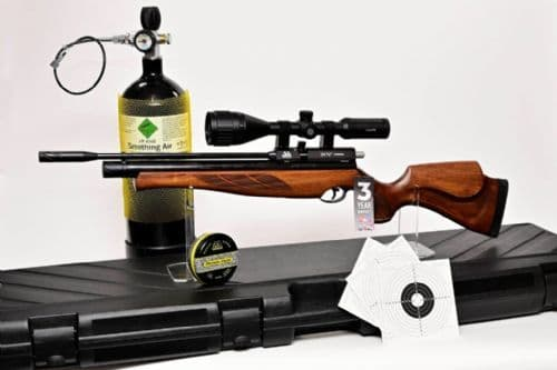 Air Arms S410 Superlite Traditional Package