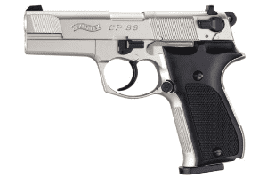 Walther CP88 Pistol - Nickel