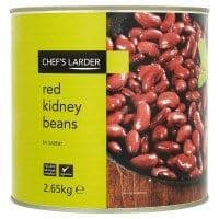 2.65kg  Canned Red Kidney Beans