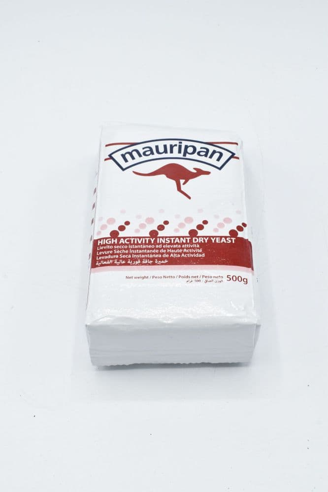 500g High Activity Instant Dried Yeast - Bulk Ration Food Storage