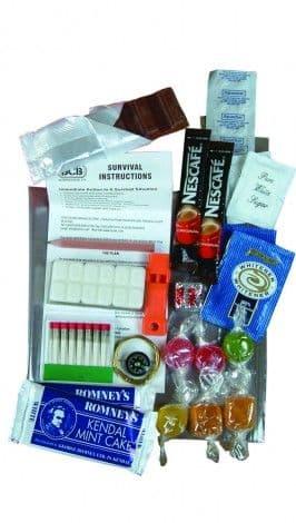 BCB Emergency Ration Pack