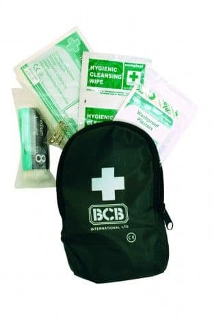 BCB Personal First Aid Kit - Olive