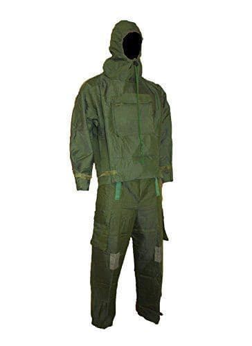 British Army NBC Haz-Mat Suit MK4 - Full Suit