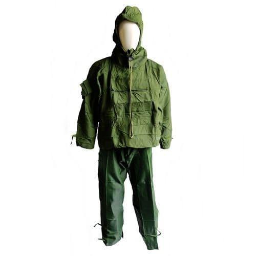 British Army NBC Suit MK3 - Full Suit