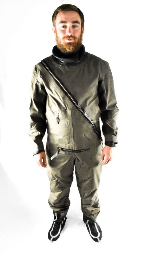 British Military Immersion Dry Suit