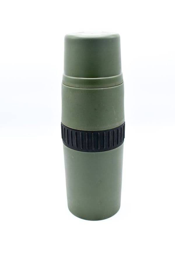 Dutch Military 1L Thermos Flask & Cup