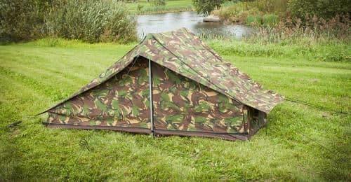Dutch Military DPM 2 Man Tent