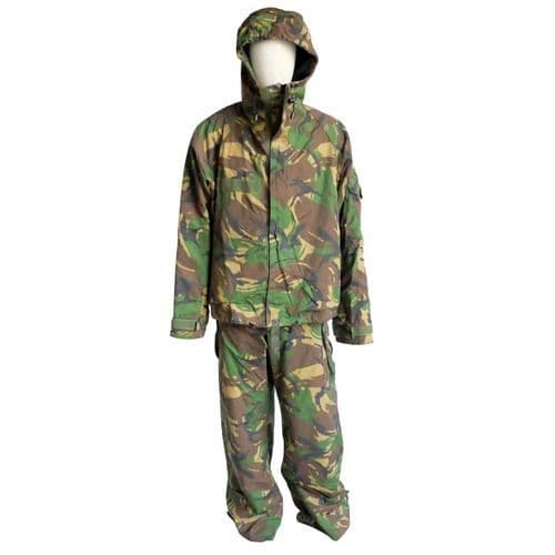 Dutch military DPM NBC Suit - Full Suit
