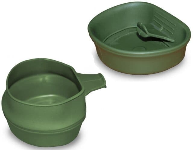 Dutch Military Folding Cup