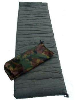 Dutch Military Thermarest ISO Self Inflating Roll Mat