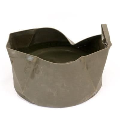 Dutch Military Vinyl Wash Bowl