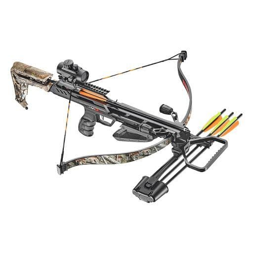 EK Archery Jaguar 2 Pro 175lb Crossbow Kit - Folium Camo