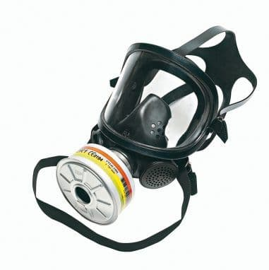 Fernez/Honeywell Panoramasque Respirator + Filter