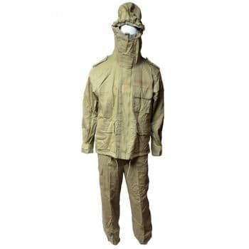French Military NBC Protective Suit - Trousers & Jacket