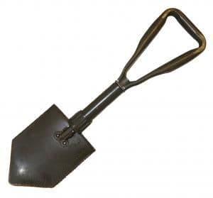 Genuine Ex Military NATO Folding Shovel