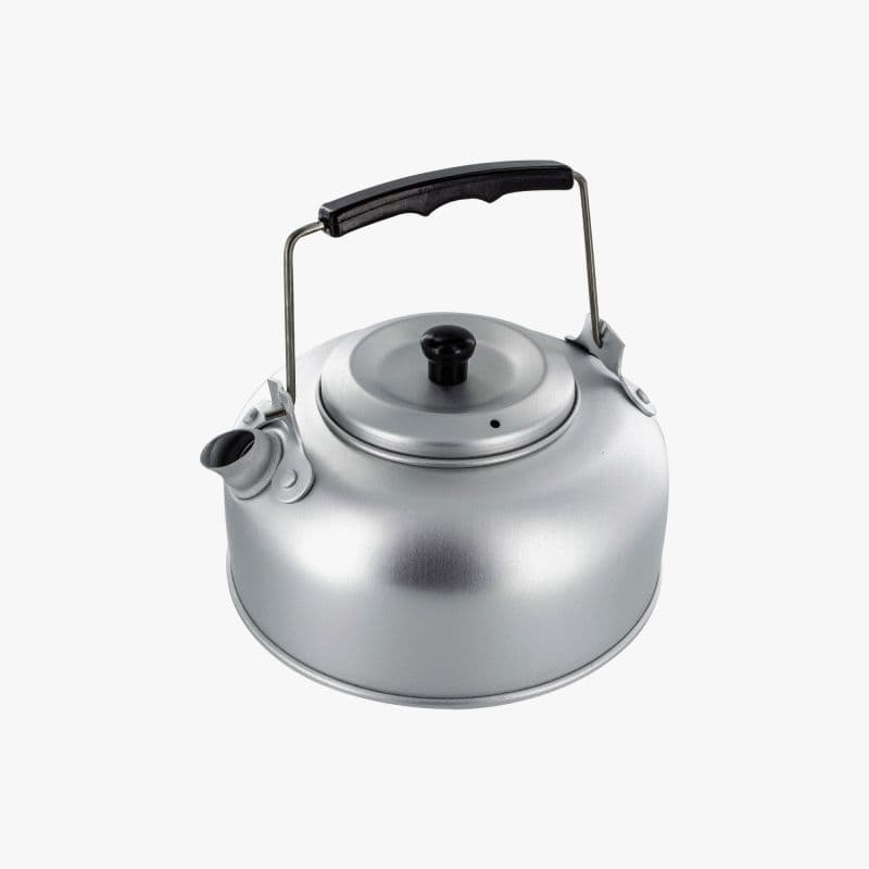 Highlander Aluminium Camping Kettle 960ml