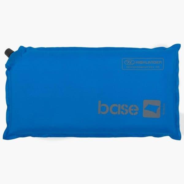 Highlander Base Self Inflating Camping Pillow