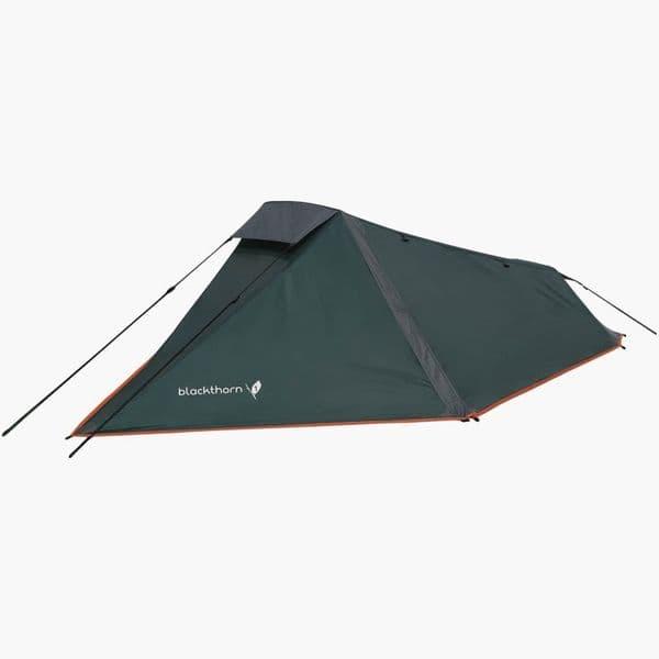 Highlander Blackthorn 1 Man Tent - Hunter Green