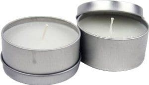 Highlander Citronella Long Life Candle x 2 - Insect deterrent