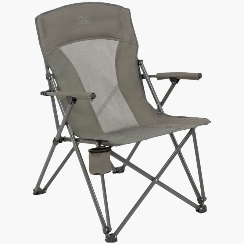 Highlander Doune Reclining Camping Chair