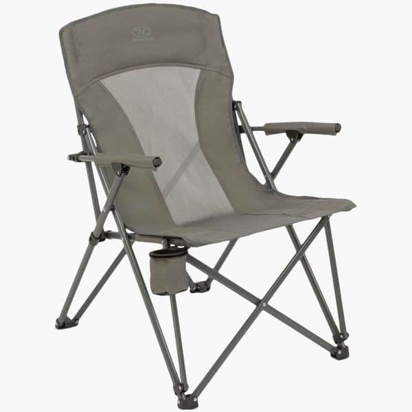 Highlander Doune Reclining Camping Chair