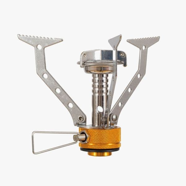 Highlander HPX 100 Compact Camping Stove
