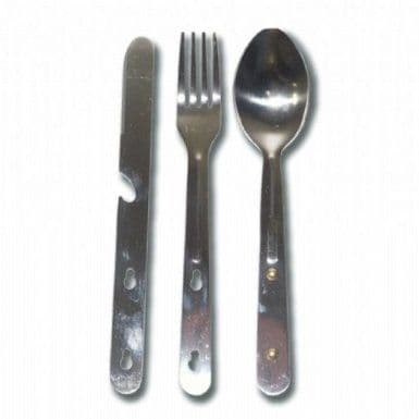 HIGHLANDER KFS CLIP CUTLERY SET x 10