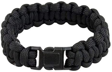 Highlander Paracord Survival Bracelet