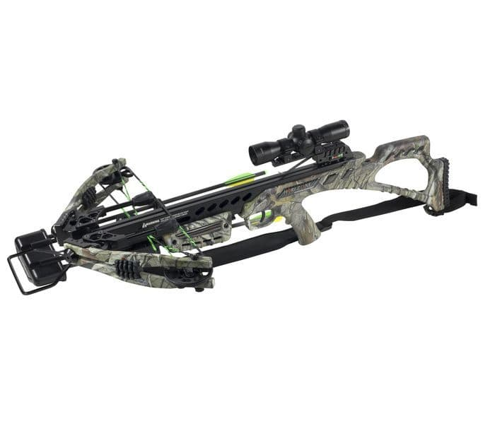 Hori-Zone Alpha Ultra XLT 185lb Compound Crossbow