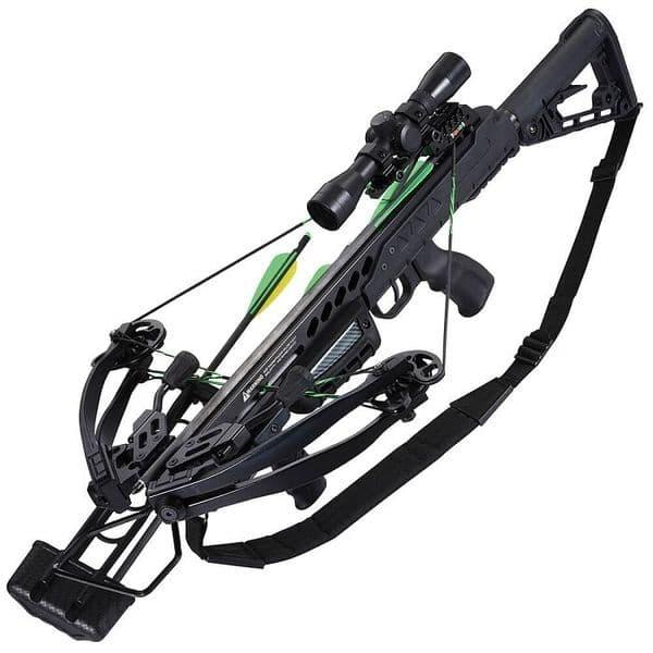 Hori-Zone Kornet 390-XT Compound Crossbow Kit