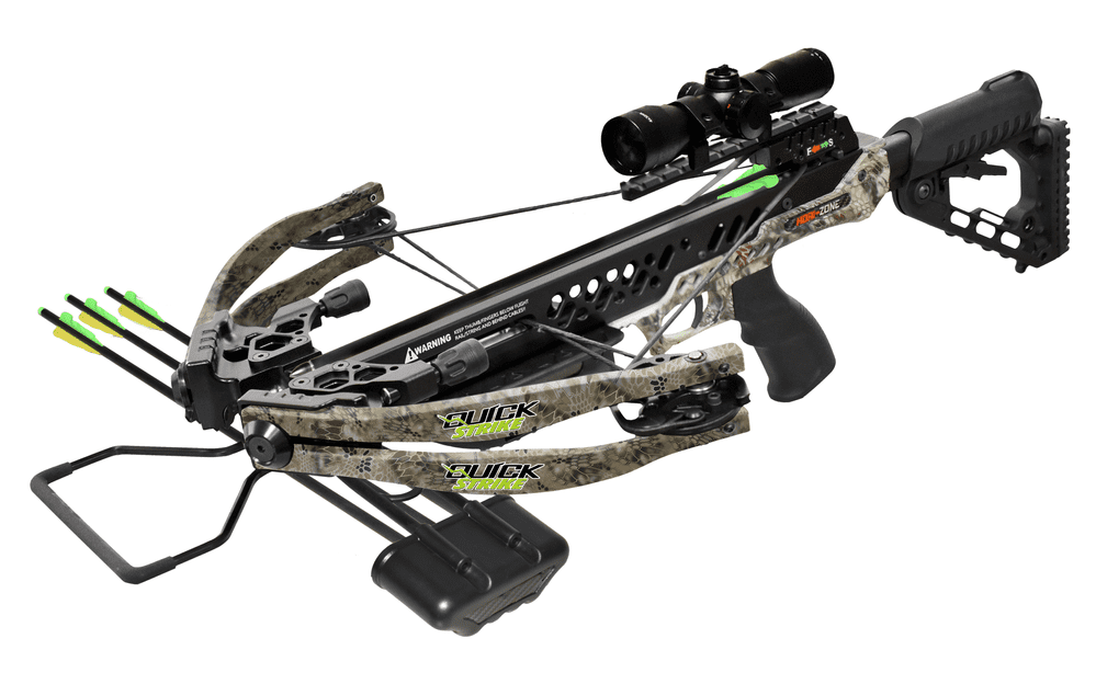 Hori-Zone Quick Strike 185lb Compound Crossbow