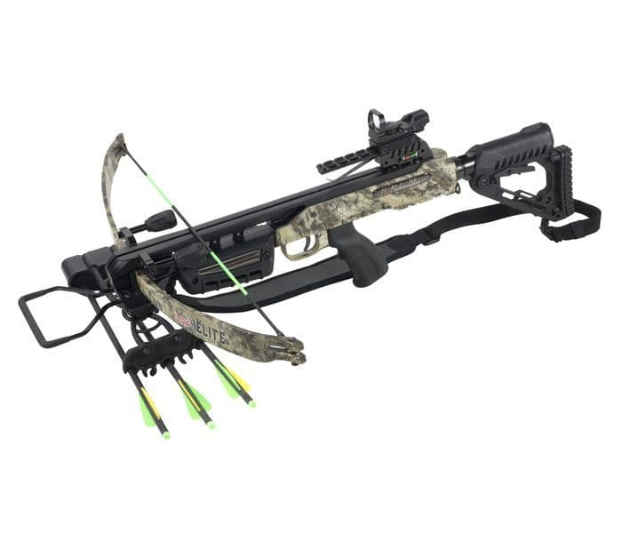 Hori-Zone Rage Elite 185lb Recurve Crossbow Kit