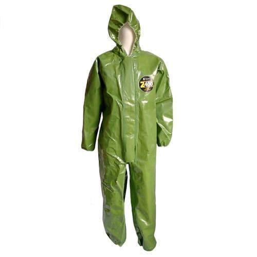 Kappler Zytron Z400 Haz Mat Suit