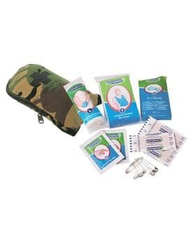 Kombat Emergency first aid kit - DPM