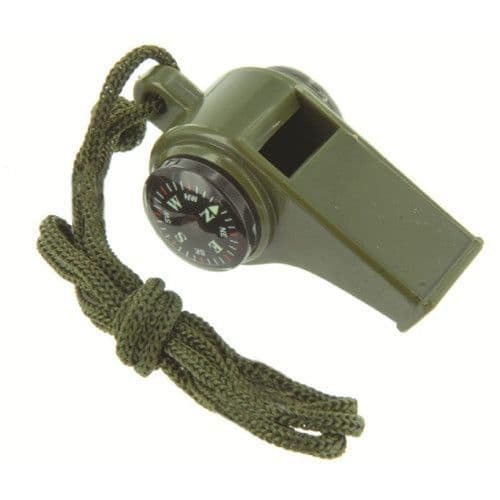 Kombat UK 3 in 1 survival whistle
