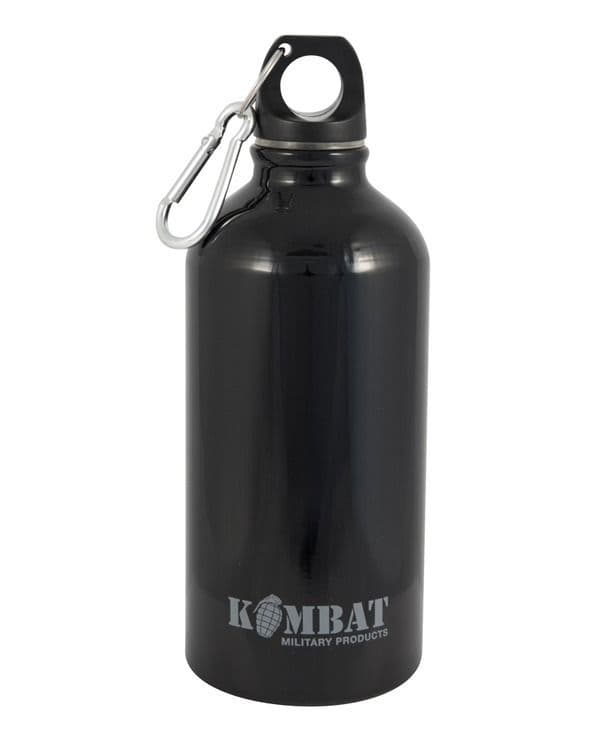 Kombat UK 500ml Aluminium Water Bottle