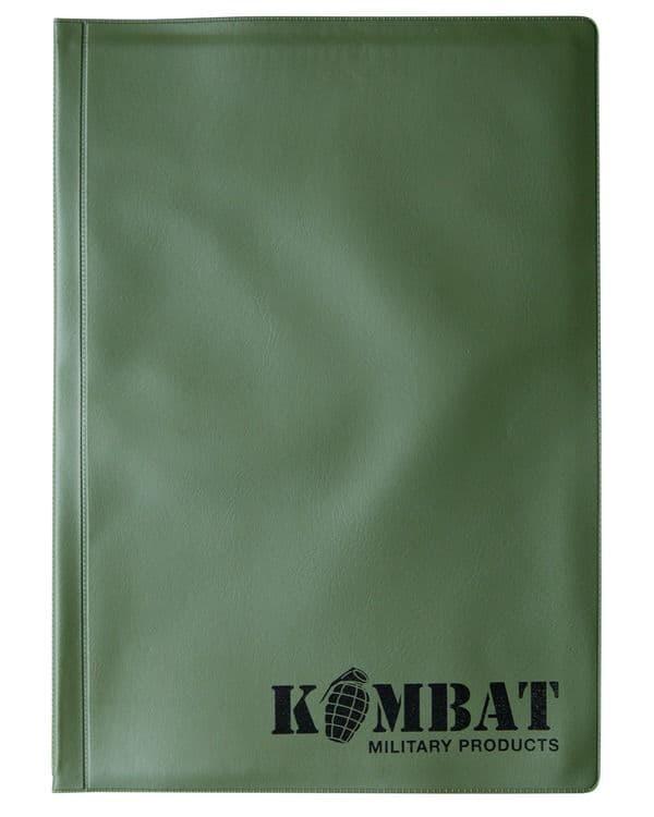 Kombat UK A4 Document Holder