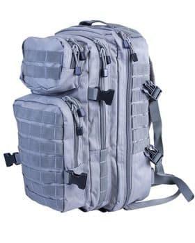 Kombat UK Assault 28 Litre Molle Bag - Grey