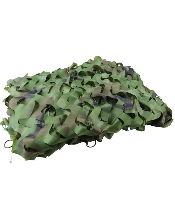 Kombat UK Junior Woodland Camo Net