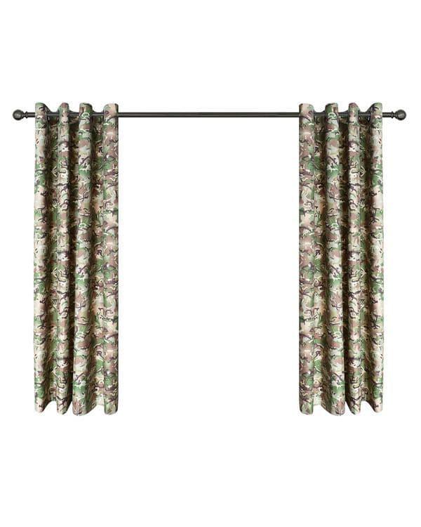 Kombat UK Kids BTP Camouflage Curtain Set