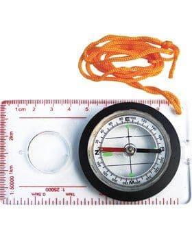 Kombat UK Liquid Filled Compass