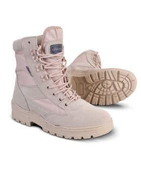 Kombat UK Patrol Boots - Desert