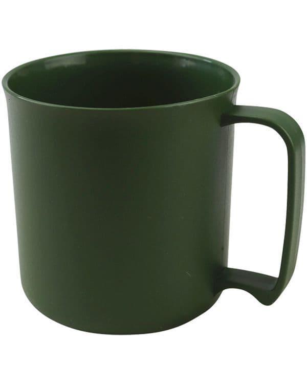 Kombat UK Plastic Camping Mug