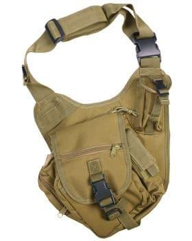 Kombat UK Tactical EDC Shoulder Bag - Coyote
